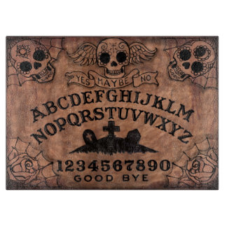 Day of the Dead Cutting Board