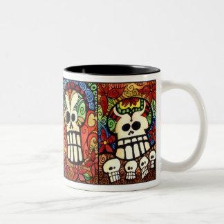 Day of the Dead / Dia de los Meurtos Mug