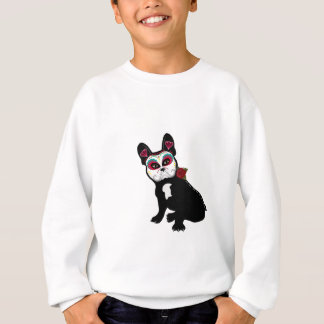 Day of the Dead Frenchie Sweatshirt
