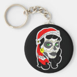 Day of the Dead Girl Key Chain