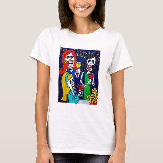 Day of the Dead Girls at the Gala T-Shirt