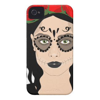 Day of the Dead iPhone 4 Case
