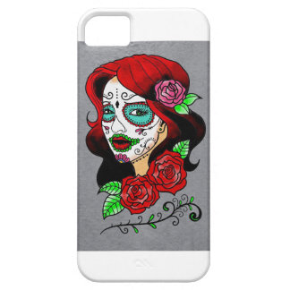 Day of the Dead iPhone 5 Cases