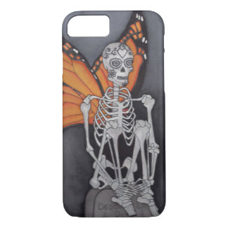 "Day of the Dead iPhone Case 7/8 ""Grave"""