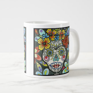 Day of the Dead Jumbo Mug