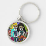 Day of the Dead - Keychain