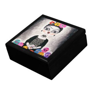 Day of the dead large Gift Box