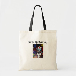 Day of the Dead Nurse Bag