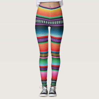 Day of the Dead Pattern Leggings
