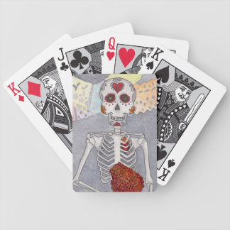 Day of the Dead Playing Cards! Bicycle Playing Cards