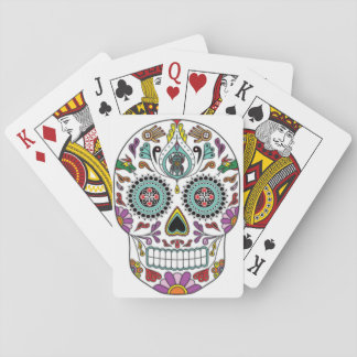 Day of the Dead Poker Deck