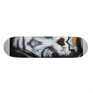 Day Of The Dead Skate Deck