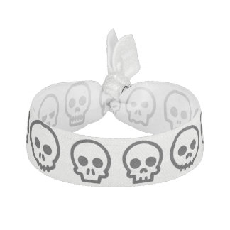 Day of the Dead - Skull Hair Tie -