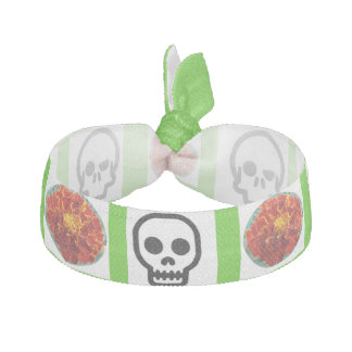 Day of the Dead - Skull Hair Tie