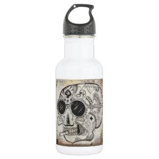 Day of the Dead (Skull) Water Bottle
