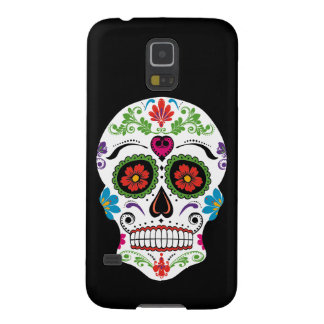 DAY OF THE DEAD SUGAR SKULL CASE FOR GALAXY S5