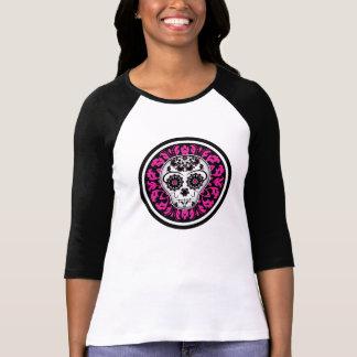 Day of the Dead sugar skull custom T-Shirt