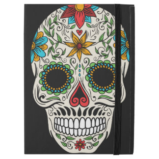 Day of the Dead Sugar Skull iPad Pro Case