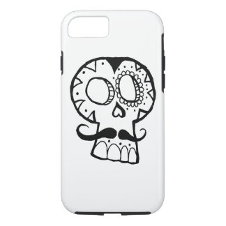 Day of the Dead Sugar Skull iPhone 8/7 Case