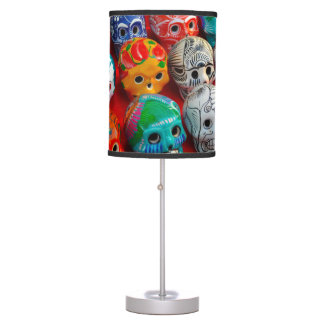 Day of the Dead Sugar Skulls Table Lamp