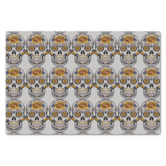 Day of the dead tissue paper