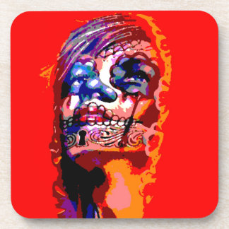 Day of the Dead Virgin Mary Coaster