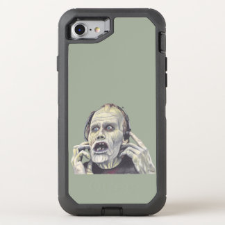 Day of the Dead zombie phone OtterBox Defender iPhone 7 Case