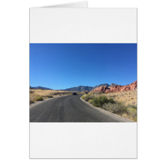 Day trip through Red Rock National Park Card