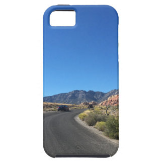 Day trip through Red Rock National Park iPhone 5 Case