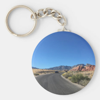 Day trip through Red Rock National Park Keychain