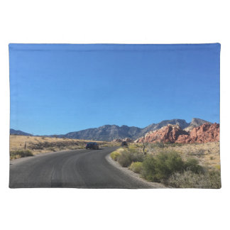 Day trip through Red Rock National Park Placemat