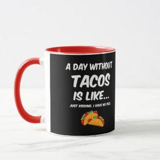 Day Without Tacos Mug