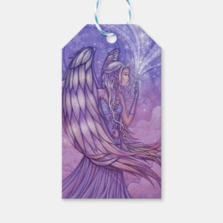 Daybreak Angel Fantasy Art Gift Tags Pack Of Gift Tags