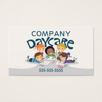 Daycare Professional Business Card