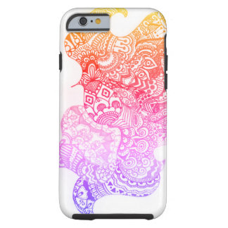 Daydream Doodle By Megaflora Design Tough iPhone 6 Case