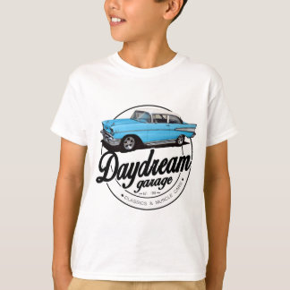 Daydream Garage with 1957 Chevrolet Bel Air T-Shirt