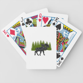 DAYDREAM STROLL BICYCLE PLAYING CARDS