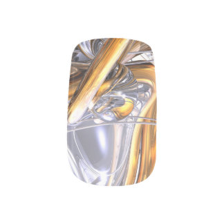Daydreamers Abstract Nail Sticker