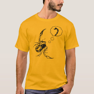 Daydreaming Pseudoscorpion Entomology Science Tee