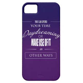 Daydreaming-smartphone iPhone 5 Covers