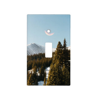 Daylight Moon Light Switch Cover