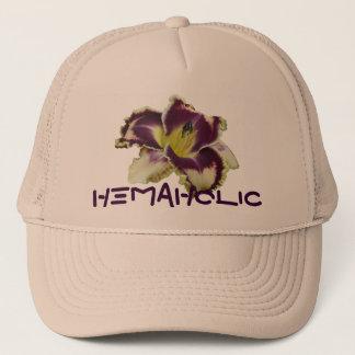 Daylily Hemaholic Cap