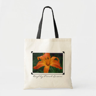 Daylily 'Primal Scream' Bag