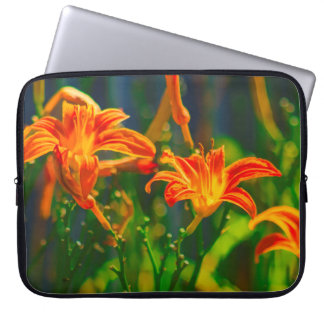 Daylily Trio Laptop Sleeve