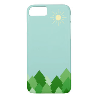 Daylit Forest iPhone Case (6/6s)