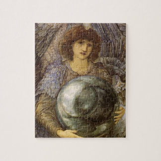 Days of Creation, First Day by Burne Jones Jigsaw Puzzle