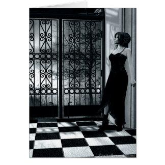Days Of Noir Greeting Card