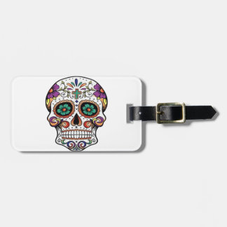 DAYS OF SUGAR LUGGAGE TAG