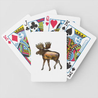 Days of the Wild Bicycle Playing Cards