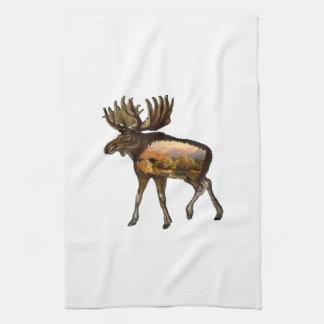 Days of the Wild Kitchen Towel